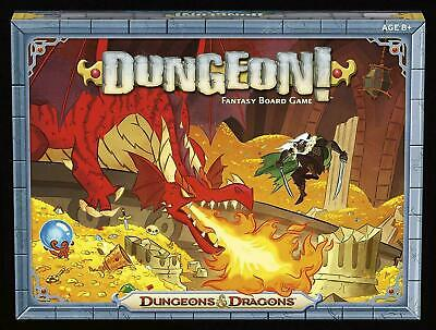 AU26.70 • Buy Dungeons And Dragons: Dungeon! Fantasy Board Game Factory Sealed WOC