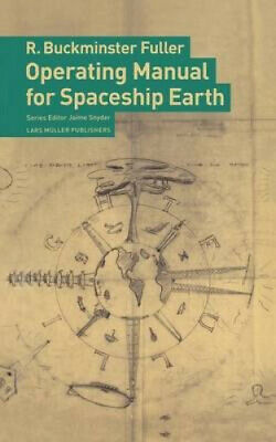 Operating Manual For Spaceship Earth By R.Buckminster Fuller • 11.91£