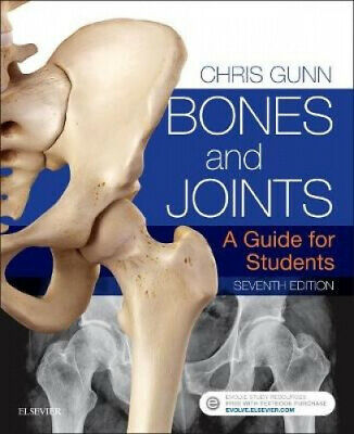 Bones And Joints: A Guide For Students By Chris Gunn • 38.55£