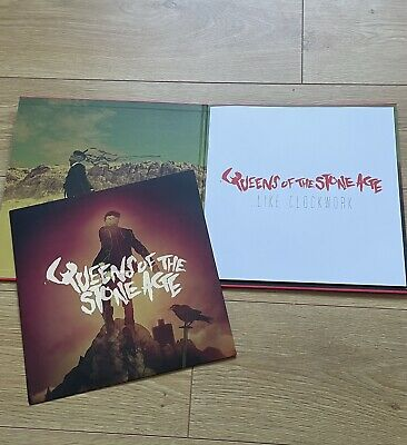 £47 • Buy Queens Of The Stone Age ...Like Clockwork 180g Deluxe LP