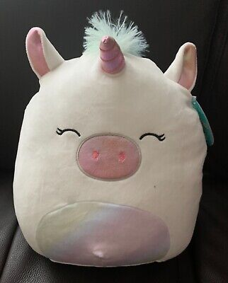 $ CDN29.99 • Buy NWT Squishmallows Plushy Super Soft And Cuddly White Unicorn NEW