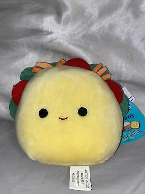 $ CDN40 • Buy 5  SQUISHMALLOWS - Tex The Taco (RARE/HTF Claire's Exclusive!!)