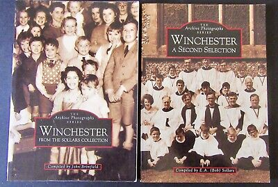 AU36.05 • Buy Winchester From The Sollars Collection. PLUS A Second Selection. 2 BOOKS :SIGNED