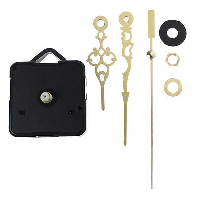 AU8.83 • Buy Quartz Clock Movement Mechanism Hands Wall Repair Tool Parts Silent Kit
