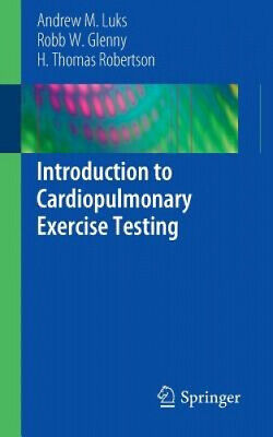 £87.74 • Buy Introduction To Clinical Cardiopulmonary Exercise Testing By Andrew M. Luks