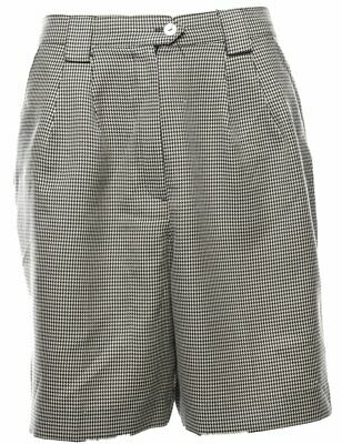 £9.60 • Buy Vintage Dogtooth Shorts - W27