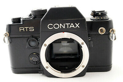 $ CDN47.88 • Buy [For Repair/Parts] Contax RTS II QUARTZ Film Camera Body From Japan #749683