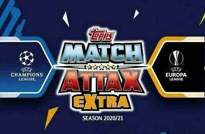 £0.99 • Buy Topps Match Attax Extra 2020/21 - Individual Squad Update Cards