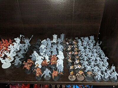 AU26.22 • Buy Warhammer Age Of Sigmar AoS Blades Of Khorne Army. Unit Sales