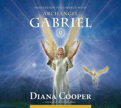 £6.43 • Buy Meditation To Connect With Archangel Gabriel (Angel & Archangel Meditations)