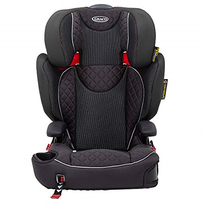 £63.98 • Buy Graco Affix High Back Booster Car Seat With ISOCATCH Connectors, Group 2/3 4 To