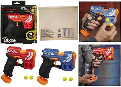 AU59.85 • Buy NERF Rival Knockout XX-100 Blaster Ages 14+ Toy Gun Play Fire Fight Round Gift