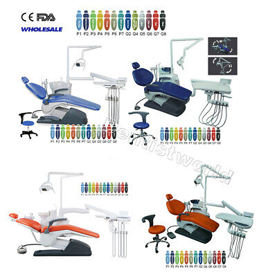 £1222.66 • Buy Portable Dental Integral Chair Unit Computer Controlled+Stool U Choose Color
