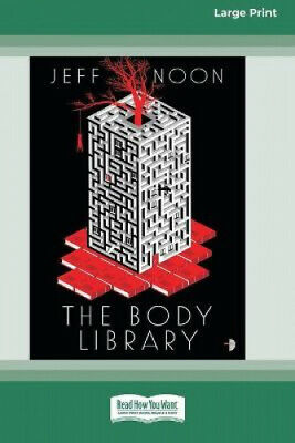 £25.77 • Buy The Body Library: A Nyquist Mystery (16pt Large Print Edition) By Jeff Noon