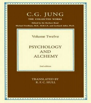 Psychology And Alchemy (Collected Works Of C. G. Jung) By C. G. Jung • 61.07£