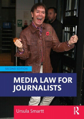 £30.88 • Buy Media Law For Journalists By Ursula Smartt