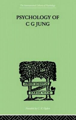 Psychology Of C G Jung By Jacobi, Jolande • 43.31£