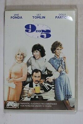 AU15 • Buy 9 To 5 (DVD, 2004) Region 4 Preowned (D820)