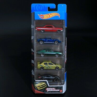 AU14.95 • Buy Hot Wheels - Fast & Furious 5 Pack - Brand New