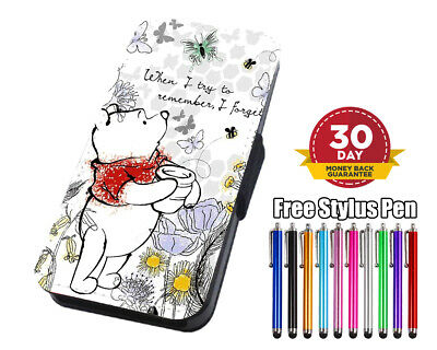 AU14.31 • Buy Winnie The Pooh Amazing Flip Phone Case Cover For IPhone Samsung And Huawei