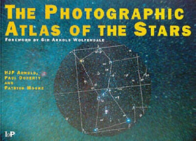 The Photographic Atlas Of The Stars: The Whole Sky In 50 Plates And Maps • 61.27£