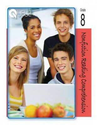£15.97 • Buy Grade 8 Nonfiction Reading Comprehension By Dr James E. Swalm