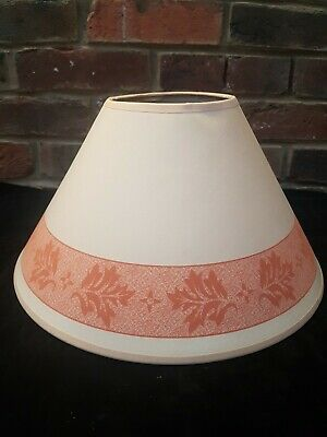 14  Peach Terracotta  Lampshade Coolie  Table Lamp Or Ceiling Light Shade • 10.95£