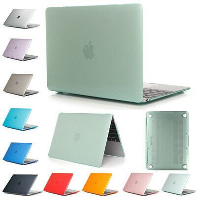 AU16.99 • Buy Hard Laptop Case Cover Shell For Apple MacBook Air 11 13 Inch 12 Retina Pro 13