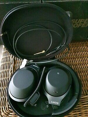 AU200 • Buy Sony WH-1000XM2 Head Phone Head Phone With Box, Case And All Accessories Bose
