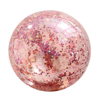 AU10.25 • Buy For Kids Glitter Confetti Water Play Beach Ball Fun Pool Toys Games Inflatable
