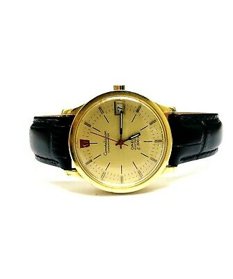 AU3904.27 • Buy Omega Constellation 18ct Solid Gold F300HZ Watch