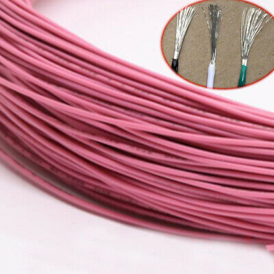 £1.25 • Buy PVC Electronic Wire Flexible Cable UL1007 Equipment Car PC Internal Wires Pink