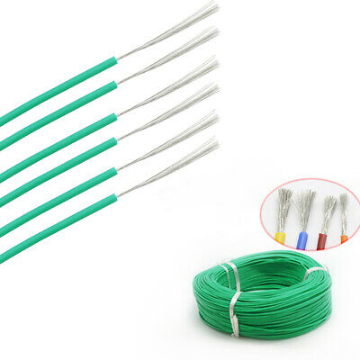 £1.25 • Buy PVC Electronic Wire Flexible Cable UL1007 Equipment Car PC Internal Wires Green
