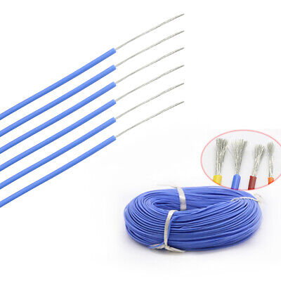 £1.25 • Buy PVC Electronic Wire Flexible Cable UL1007 Equipment Car PC Internal Wires Blue
