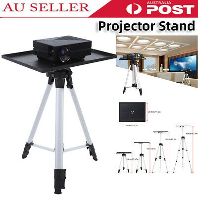 AU44.99 • Buy Portable Aluminium Tripod Stand For Notebook Laptop Projector DV Video Camcorder