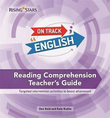 £346 • Buy On-Track English: Reading Comprehension By Kate Ruttle
