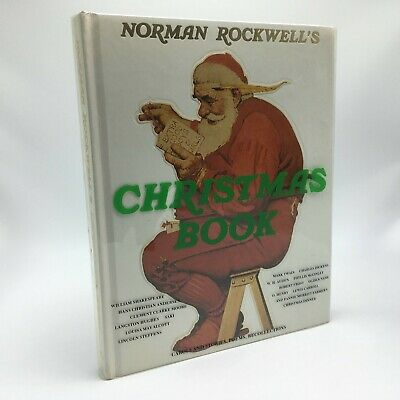 $ CDN60.66 • Buy NORMAN ROCKWELL'S CHRISTMAS BOOK - 1977 Hardcover