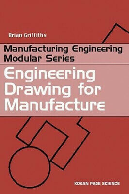 £29 • Buy Engineering Drawing For Manufacture