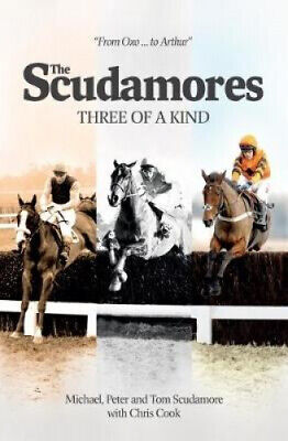 £19.11 • Buy The Scudamores: Three Of A Kind By Chris Cook