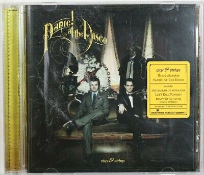 £13.59 • Buy  Panic! At The Disco – Vices & Virtues   -  CD (C1484)