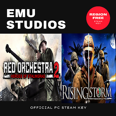£5.19 • Buy Red Orchestra 2: Heroes Of Stalingrad + Rising Storm (PC) Steam Key Region Free