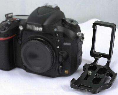 AU35.91 • Buy 1*L-Bracket Camera Battery Quick Release QR Plate Grip Holder For Nikon D600/610