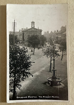 £12 • Buy Market Place Chipping Norton Oxfordshire Real Photographic Postcard
