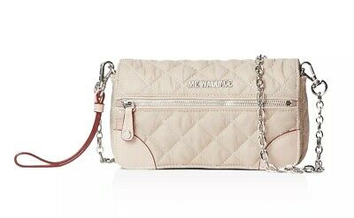 AU184.83 • Buy MZ WALLACE Crosby Convertible Wristlet $175