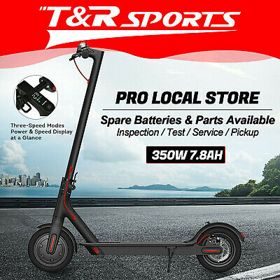 AU404.99 • Buy 350W M365 OLED Display APP Electric Scooter E-scooter Adult Portable Foldable