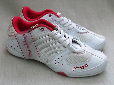 £9.99 • Buy New Pineapple Jaffa Womens White Lace Up Trainers Size 4 / 37