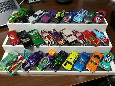$ CDN6.19 • Buy Lot #1 Hot Wheels Lot Of 27 Various Vehicles Loose New And Old