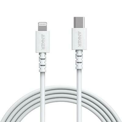 AU29.38 • Buy Anker 6' Powerline Select USB-C To Lightning Cable - White