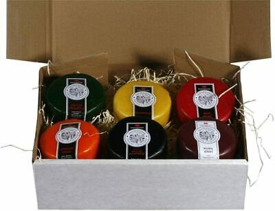 £27.45 • Buy Snowdonia Cheese Gift Selection Hamper Box X 6 Cheese Truckles