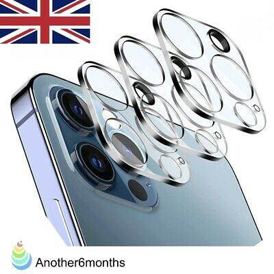 £2.95 • Buy 9H Camera Lens For IPhone 11 12 Pro Max Mini Case Protector Cover Tempered Glass